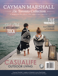 Cayman Marshall Collection Toronto Spring 2018 Edition