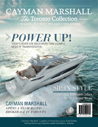 Cayman Marshall Collection Toronto Summer 2018 Edition